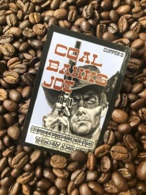 medium roasted coffee beans coalbanks joe