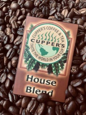 Cupper's Roasted Coffee House Blend