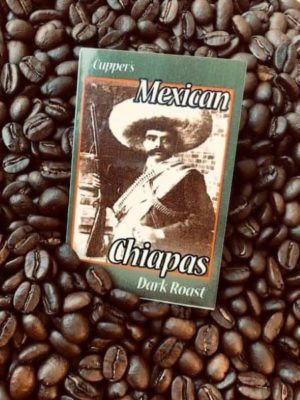 mexican dark arabica coffee beans