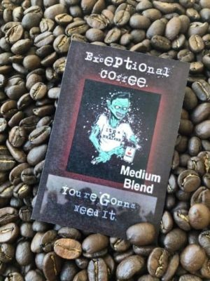medium roast java coffee blend beans