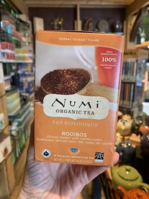 Numi Rooibos Herbal Tea, Bags