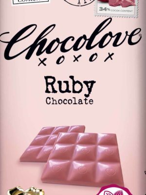Chocolove Ruby Chocolate