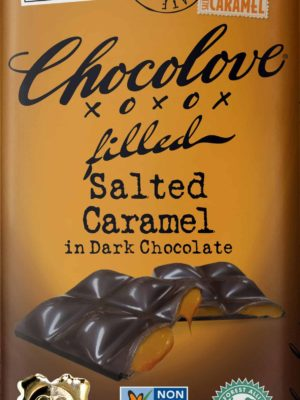 Chocolove Salted Caramel in Dark 55% Chocolate
