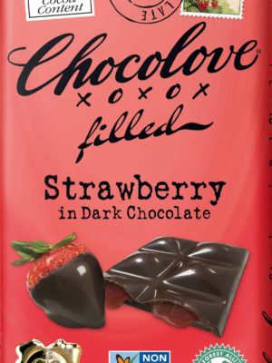 Chocolove Strawberry in Dark Chocolate