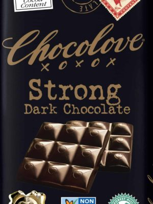 Chocolove Strong Dark Chocolate