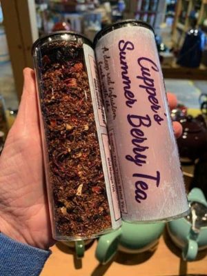 Cupper's Summer Berry Tea Loose Tube