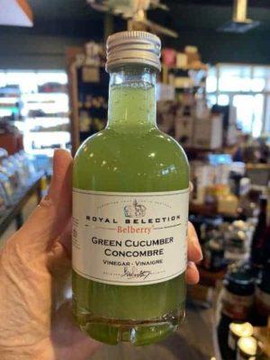 Belberry Royal Selection Green Cucumber Vinegar