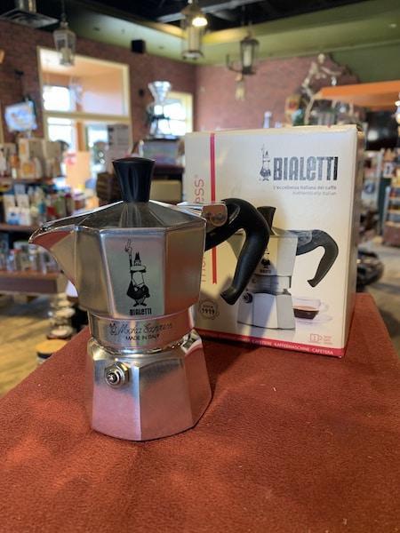 Bialetti Moka Express Stovetop Espresso Maker, 1 Cup