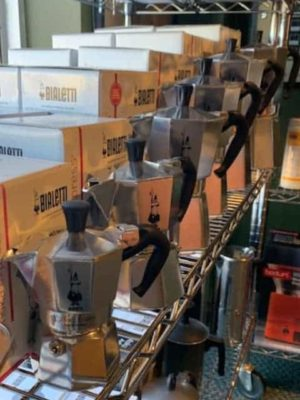 Bialetti Brewers, Etc.