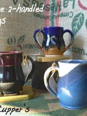 Double Handled Mugs
