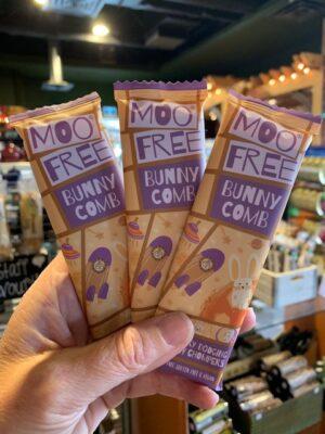 Mini Moos Bunnycomb Chocobar