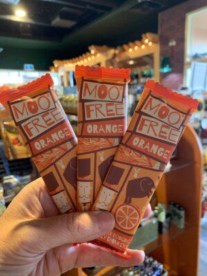 Mini Moos Orange Chocobar