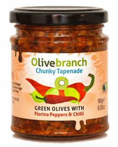 Olive Branch Fioria Peppers and Chili Tapenade