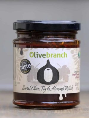 Olive Branch Relish