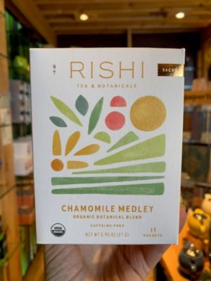 Rishi Chamomile Herbal Tea Bags