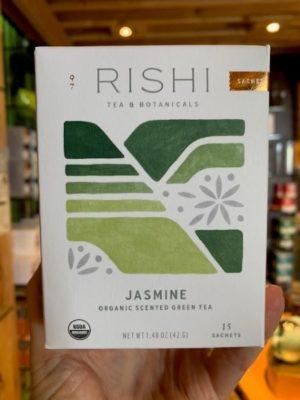 Rishi Jasmine Green Tea Bags