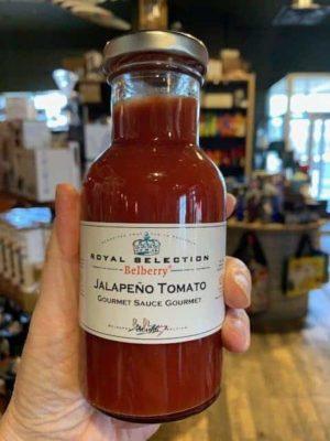 Belberry Royal Selection Jalapeno Tomato Ketchuup