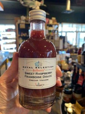 Belberry Royal Selection Sweet Raspberry Vinegar
