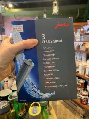 Jura Claris Smart Water Filter Cartridge 3 pack