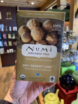 Numi Dry Desert Lime, Tea Bags