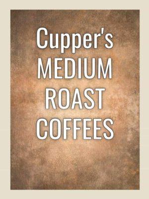Medium Roast Coffees