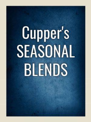 Seasonal Coffees
