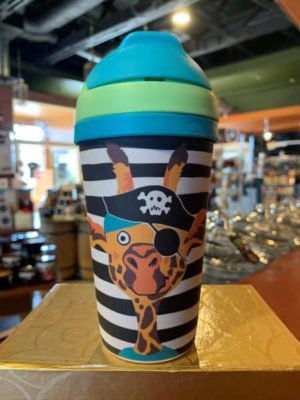 Chic Mic Bamboo Kids Travel Cup Sunny