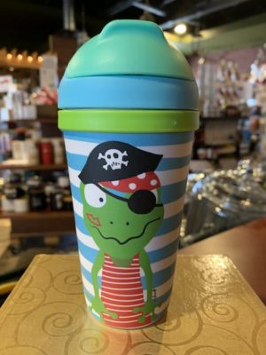 Chic Mic Bamboo Kids Travel Cup - Quacky