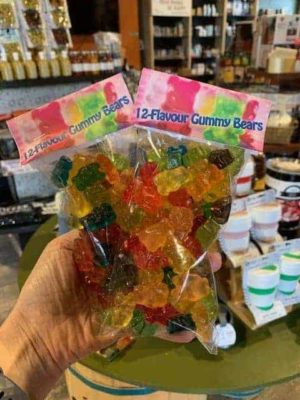 Classic Confections 12 Flavour Gummy Bears