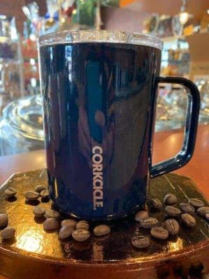 Corkcicle Mug 16 ounce Navy
