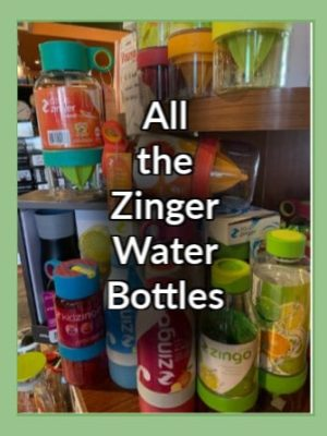 Zinger Water & Tea Bottles
