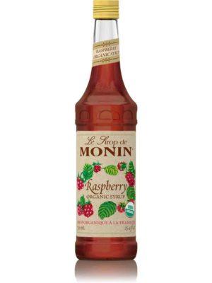 Monin Syrup Raspberry Organic