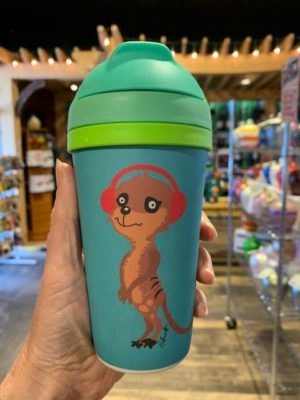 Chick Mic Kids Bamboo Travel Cup Lucky