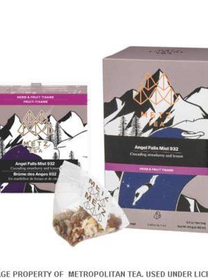 Metz Angel Falls Mist Tea Bags Box