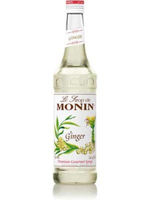 Monin Ginger Syrup