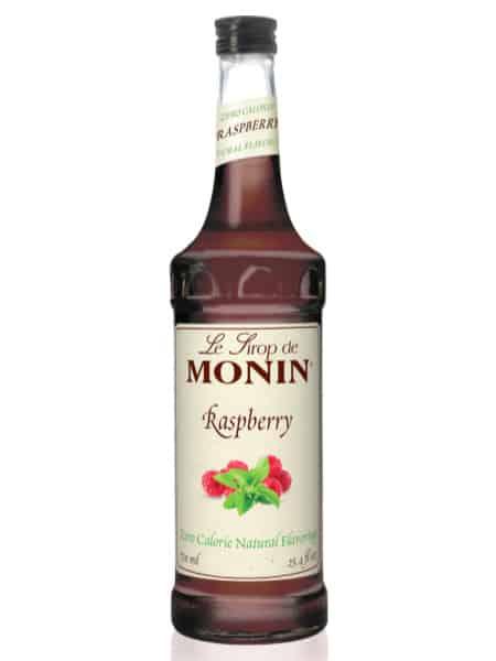 Monin Raspberry Zero Calorie Syrup