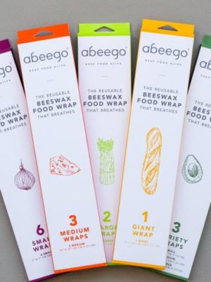Abeego Food Wraps