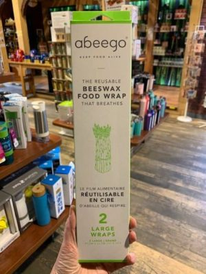 Abeego Beeswax Food Wrap Large
