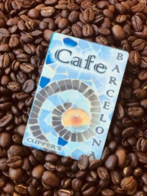 cafe barcelona coffee blend