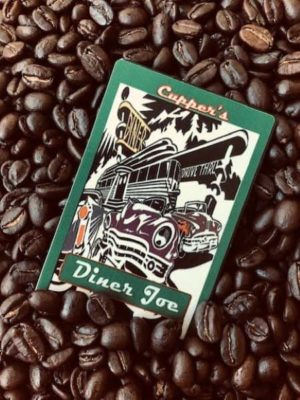 diner joe dark roast coffee