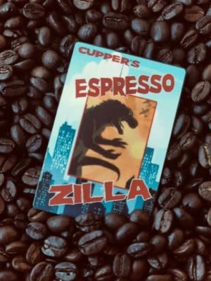 zilla dark roast espresso coffee