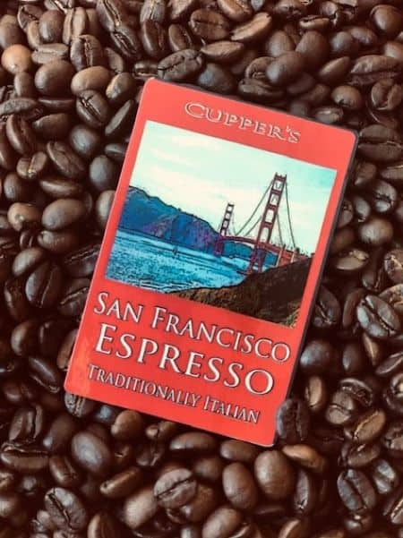 san francisco espresso roasted coffee beans