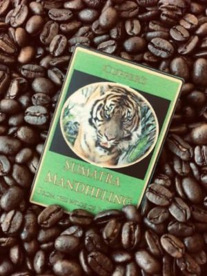 sumatra arabica coffee beans