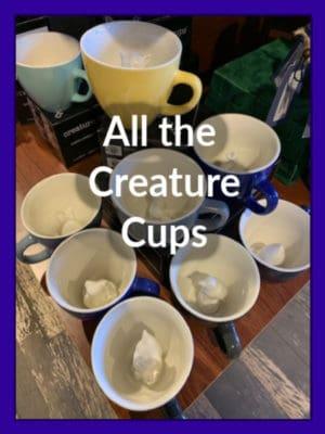 Creature Cups
