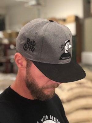 BAD Coffee Prevail Heather Ballcap