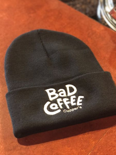BAD Coffee Knit Toque