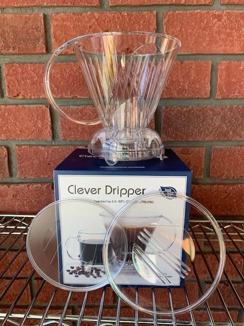 Clever Dripper Coffee Brewer Pour-Over