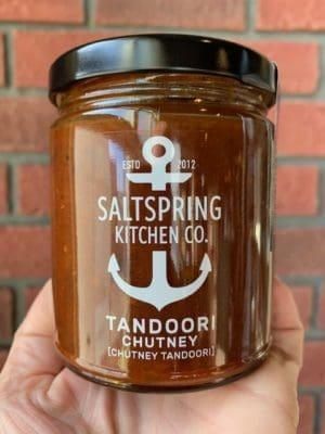 Saltspring Kitchens Tandoori Chutney