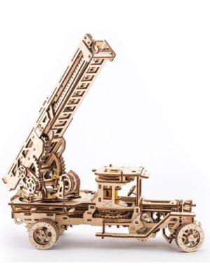 Ugears Fire Ladder Mechanical Model