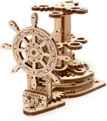 Ugears Wheel Organizer Mechanical Model